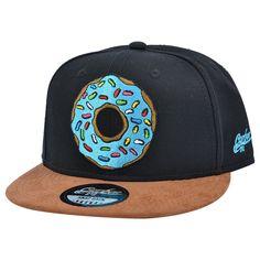 c3fd3a5f4a7 Carbon212 Single Donut Snapback Cap