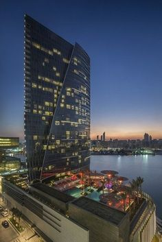 Architecture @archpics Rosewood Abu Dhabi, Handel Architects