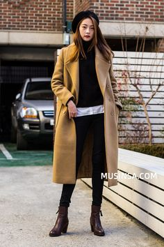 Korean Street Fashion 2016 | Official Korean Fashion