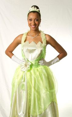 Princess Tiana party, Metro Atlanta, GA. http://www.dreamfriends.net