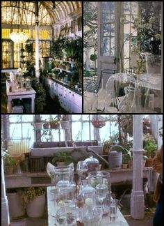 Practical Magic conservatory compilation