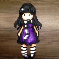 Gorjuss - hama beads