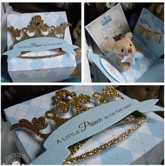 Invitation from Leyla Milani-Khoshbin's Royal Baby Shower! Royal Baby Shower Theme, Fancy Baby Shower, Royal Baby Showers, Boy Baby Shower Themes, Baby Shower Favors, Baby Shower Cakes, Baby Shower Parties, Baby Boy Shower, Baby Shower Decorations