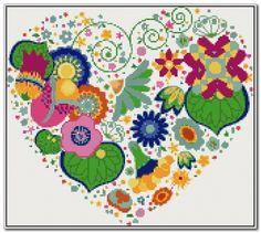 Modern Cross Stitch Patterns Free