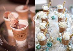 Hot Chocolate « Wedding Ideas, Top Wedding Blog's, Wedding Trends 2015 – David Tutera's It's a Bride's Life
