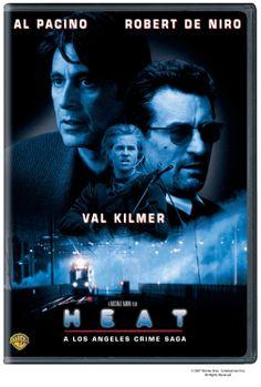 Amazon.com: Heat: Al Pacino, Robert De Niro, Val Kilmer, Jon Voight, Tom Sizemore, Ashley Judd, Amy Brenneman, Natalie Portman, Michael Mann, Art Linson: Movies & TV