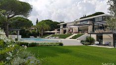 Modelos de mansão luxuosas