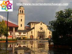 MICHOACÁN MÁGICO te invita a visitar Paracho, situado muy cerca de Uruapan  puedes localiza este pueblito que es reconocido a nivel mundial por la calidad de sus artesanías en la elaboración de guitarras, violines y otros instrumentos de cuerda, aquí además de adquirir uno de estos instrumentos de excelente calidad, podrás visitar el Museo de la Guitarra, sus monumentos  y sus templos. HOTEL LA CASITA http://www.hotellacasita.com.mx/