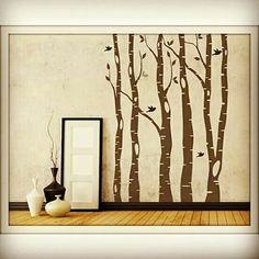 Decora tus espacios con vinilos ;) #arbol #tree #decora #deco #decoraciondeinteriores #habitacion #diseño #dpto #chile #casa #hogar #ideas #instachile #living #pieza #regalos #regala #santiago #stickers #sigueme #cama #aves #vinilosdecorativos #bedroom #ideas #ideasparadecorar #casaideas #casa  #decorando #diseño #tiendavirtual #estilo #regalanavidad #regalos