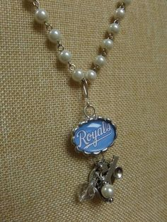 ADO | Hometown Pride Royals Charm Rosary Necklace