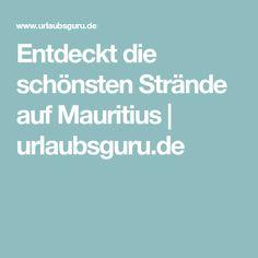 Entdeckt die schönsten Strände auf Mauritius | urlaubsguru.de