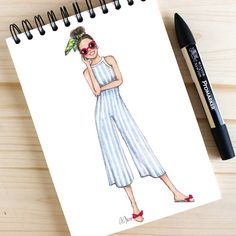Stil des Pinsels von Mystery Style Mystery Style - Fashion illustrations - Style of Brush - kleidung Dress Design Sketches, Fashion Design Sketchbook, Fashion Design Drawings, Fashion Sketches, Fashion Drawing Dresses, Fashion Illustration Dresses, Dress Illustration, Fashion Illustrations, Fashion Dresses