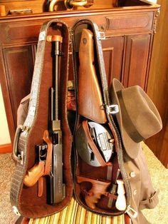 Výsledek obrázku pro gangster with violin