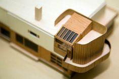 plasticinecastles: Villa Mairea - Alvar Aalto (Model)