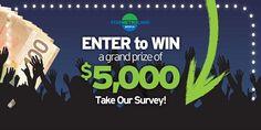 6195fb67f www.pulseresearch.com/metroland: Ontario Residents.. Win Cash Prizes in  Metroland Reader Survey!! #Survey #Sweepstakes #WinCash
