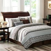 Found it at Wayfair - Princeton 5 Piece Coverlet Set