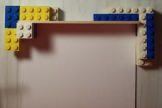Great idea!  Use lego's for a gluing jig!