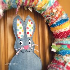 Tipps | 10 tolle Nähideen für Ostern - greenfietsen.de Bunt, Upcycle, Freebies, Textiles, Sewing, Diy, Projects To Try, Small Animals, Sew Mama Sew
