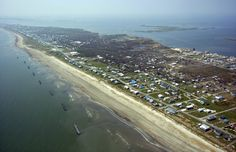 grand isle, la | The effects of relative sea level rise, the combination of subsidence ...