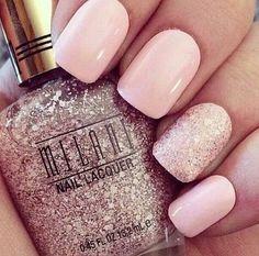 Nail art - simple and elegant
