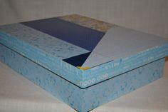 Baby Boy Memory or Keepsake Box.  Makes the ideal by MyMemoryBoxes