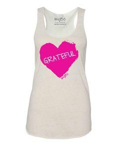Grateful Heart Workout Tank from www.moxiefitnessapparel.com