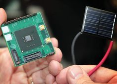 Solar Powered Chip Developed by Intel Labs Technology Gadgets, New Technology, Energy Harvesting, Coming Of Age, Linux, Solar Power, Engineering, Chips