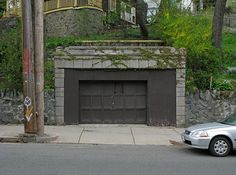 Hillside Garages Garage