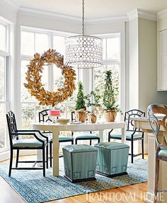 dining room | Janie Molster Designs