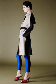 Jonathan Saunders Pre-Fall 2013 Fashion Show - Janice Alida