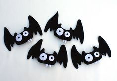 Bats by plushoff, via Flickr