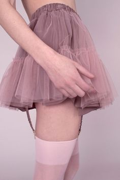 Tulle (She and Reverie AW14 Lingerie Collection)