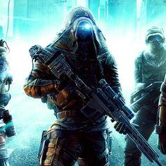 Ghost Recon Online - Team by Peter Jaworowski, via Behance