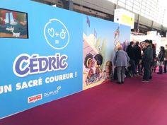 Laudec, au Salon du livre de Paris | www.laudec.eu