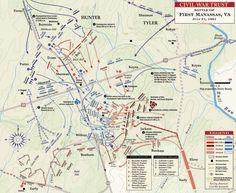 Awesome Civil War battle maps!