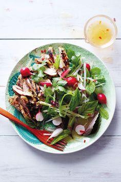 Recept! Matt Preston's Aziatische salade   ELLE Eten