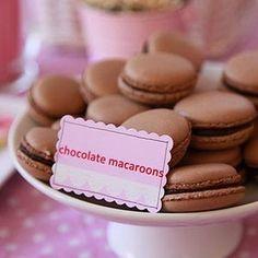 Receta macarons - Cocinar con niños - Recetas - Charhadas.com