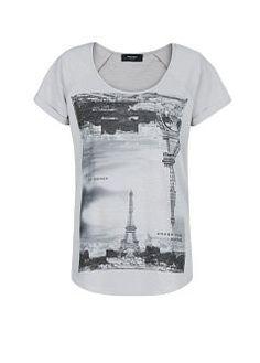 T-shirt flammé city