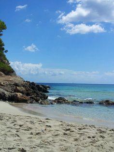 Cala Nova. Santa Eulalia. Ibiza