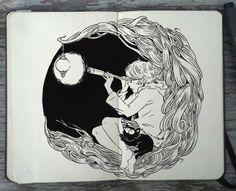 Gabriel Picolo La lune