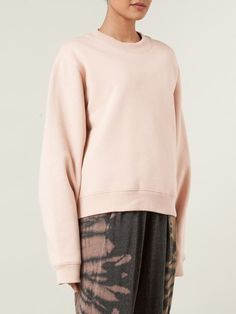 Acne Studios 'bird' Sweatshirt - Le Mill - Farfetch.com