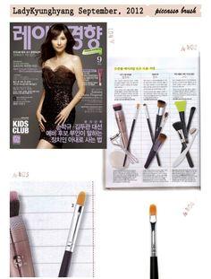 press Magazine Ladykyunghyang September, 2012 www.piccassobeauty.net