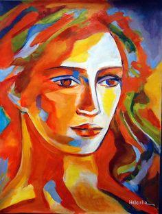 helenka artist | Warm Glow Poster By Helenka Wierzbicki