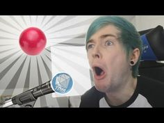 DanTDM Sings his intro [The Red one has been chosen] - YouTube LOL I CANT STOP WATCHING THIS😂😂😂😂