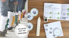 Dinoparty, Dinogeburtstag, Spiele, Games  www.pickposh.de