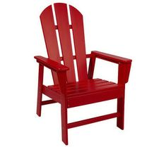 POLYWOOD Original Adirondack Chair