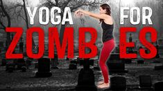 Yoga For Zombies! This rejuvenating yoga practice restores your . Fitness Tips, Fitness Motivation, Health Fitness, Fitness Goals, Crossfit Competitions, Push Day, Yoga With Adriene, Biceps And Triceps, Mr Olympia