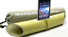 IBamboo - Auto-Falante com energia limpa  http://www.sustentabilidadedigital.com.br/interna.php?NOT_tipo=6