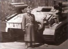 Hungarian Zrinyi II rocket launcher tank