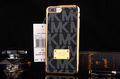 i phone 7 plus ケースマイケルコースMKメッキ加工iPhone7/6s/5SEハードケースMichael Kors薄いGalaxy S7 Edge/s6 edge plus/s6/5ギャラクシーNote7/5/4携帯カバー